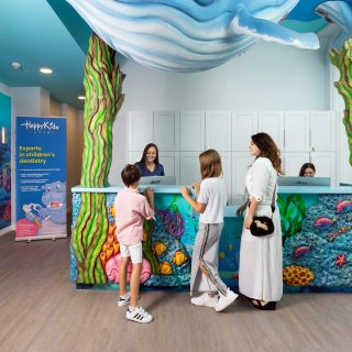 Children's Dentist Chelsea