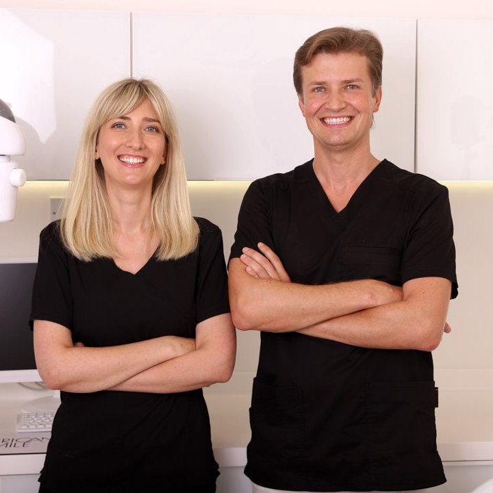 Happy Kids Dental Founders