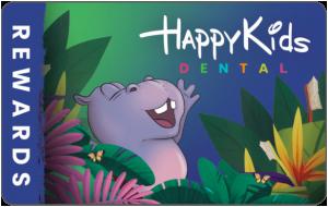 Dentist reward card