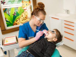 Childrens Dental Hygiene in London